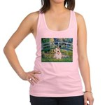 Bridge/Sealyham L2 Racerback Tank Top