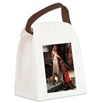 Accolade / Sheltie tri Canvas Lunch Bag