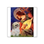 Angel3/Shih Tzu (P) Square Sticker 3