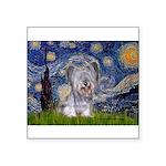 Starry / Skye #3 Square Sticker 3