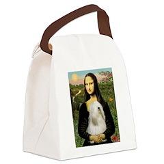 Mona / Tibetan T Canvas Lunch Bag