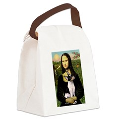Mona / Toy Fox T Canvas Lunch Bag