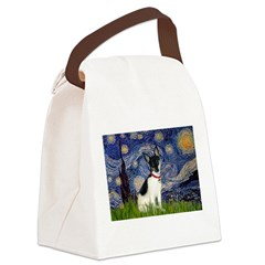 Starry / Toy Fox T Canvas Lunch Bag