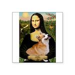 Mona's Pembroke Square Sticker 3