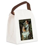 Ophelia's Welsh Canvas Lunch Bag