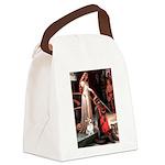 ACCOLADE / Corgi Canvas Lunch Bag