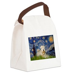Starry / Wheaten T #1 Canvas Lunch Bag