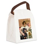 Cleopatra-Sammy/Libby Canvas Lunch Bag