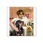 Cleopatra-Sammy/Libby Square Sticker 3