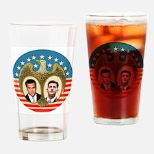 Romney Ryan Drinking Glass
