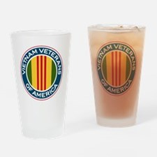 VVA logo Drinking Glass