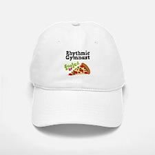 Rhythmic Gymnast Funny Pizza Baseball Baseball Cap