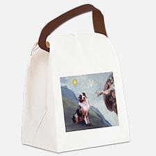 5.5x7.5-Creation2-Aussie1.png Canvas Lunch Bag