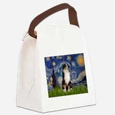3-5.5x7.5-Starry-Aussie2.png Canvas Lunch Bag