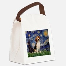 MP-Starry-Beagle1-nc.PNG Canvas Lunch Bag