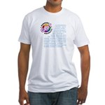 GLBT Equality Fitted T-Shirt