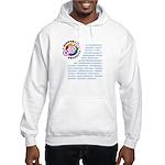 GLBT Equality Hooded Sweatshirt