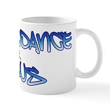 Breakdance For Jesus Mug