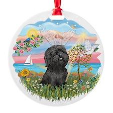 AngelStar-Black Shih Tzu.png Ornament
