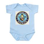 USN Bahrain Infant Creeper