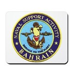 USN Bahrain Mousepad
