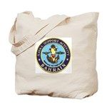 USN Bahrain Tote Bag