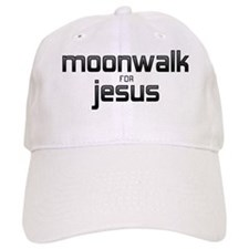 Moonwalk For Jesus Baseball Cap