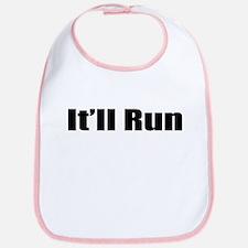 It'll Run Bib