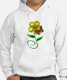 Monarch and Buttercup Hoodie