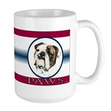 Bully Bulldog Dog Designer Mug