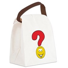 smiley259.png Canvas Lunch Bag