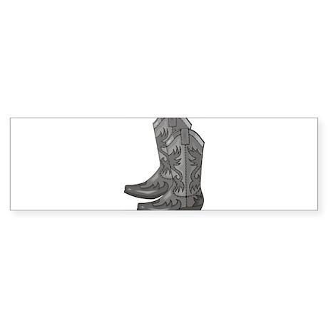 Boots8 Bumper Sticker