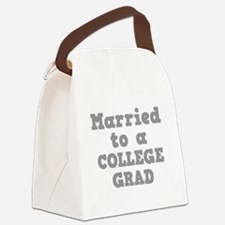 COLLEGE GRAD.png Canvas Lunch Bag