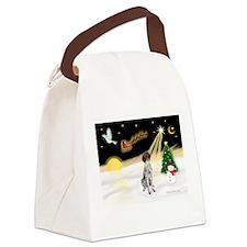Night Flight/GSHP Canvas Lunch Bag