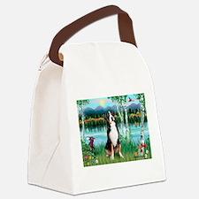 Birches / GSMD Canvas Lunch Bag