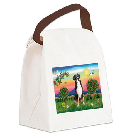 Bright Country / GSMD Canvas Lunch Bag
