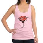 cocktail.png Racerback Tank Top