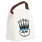 jester.png Canvas Lunch Bag
