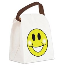smiley-face.png Canvas Lunch Bag