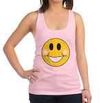 smiley-face.png Racerback Tank Top