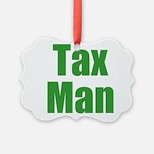 Tax Man Ornament