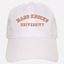 Hard Knocks University Baseball Baseball Cap
