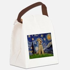 TILE-Starry-LakelandT.PNG Canvas Lunch Bag