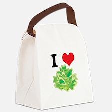 lettuce.jpg Canvas Lunch Bag