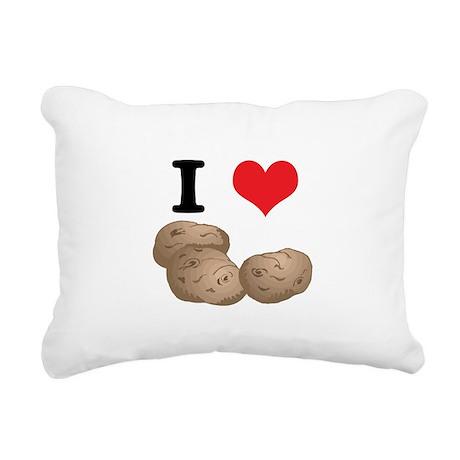 potatoes.jpg Rectangular Canvas Pillow