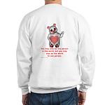 One Person Sweatshirt