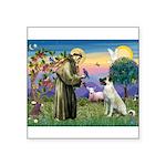 SAINT FRANCIS Square Sticker 3