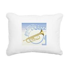 jazz trumpet design copy.jpg Rectangular Canvas Pi