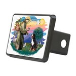 St Francis #2/ BMD Rectangular Hitch Cover