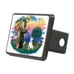 St.Francis #2/ Bull T #4 Rectangular Hitch Cover